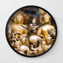 Art Piece by Kasturi Laxmi Mohit Wall Clock
