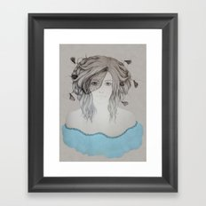 Mayfly Framed Art Print