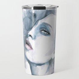 Stillhet (silence) Travel Mug