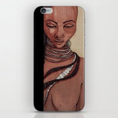 Black Venus iPhone & iPod Skin