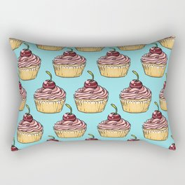 Cupcakes Party Rectangular Pillow