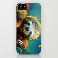 sloth Slim Case iPhone (5, 5s)