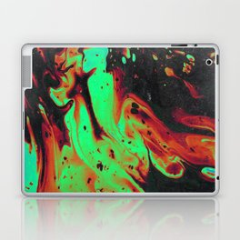 ENDS OF THE EARTH Laptop & iPad Skin