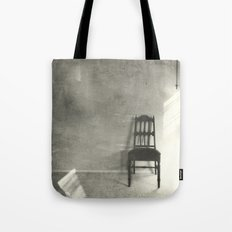 The Empty Chair No3 Tote Bag