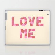 Love Me  Laptop & iPad Skin