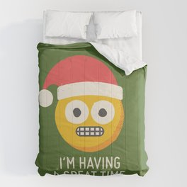 White Knuckle Christmas Comforters