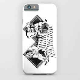 Grim Fandango Art Deco iPhone Case