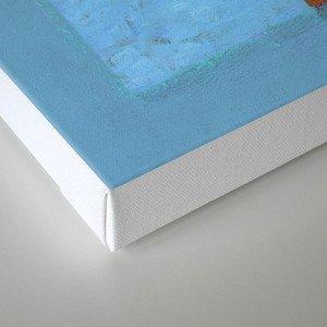 iheartu Canvas Print