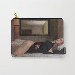 The Love Of A Good Woman Carry-All Pouch