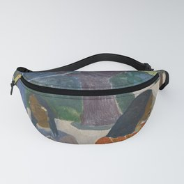 We Shall Not Go to the Market Today Fanny Pack