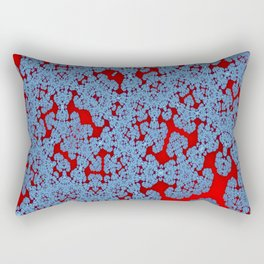 Fractal Texture 3 Rectangular Pillow