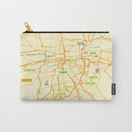 Maps - Pretoria Carry-All Pouch