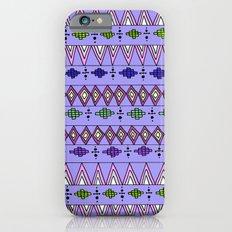 Bright Geo pattern iPhone 6s Slim Case