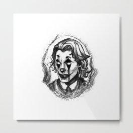 TheJoker Metal Print