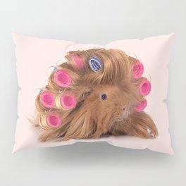 CURLY GUINEA PIG Pillow Sham