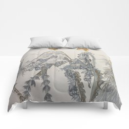 COUTURE CROQUIS Comforters
