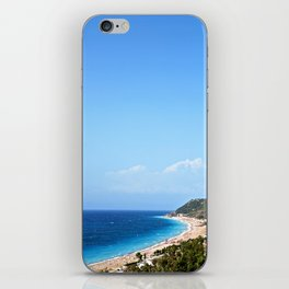 Mountains and the Sea iPhone Skin