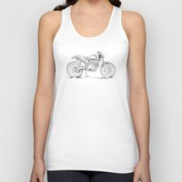 cabin Tank Tops featuring Cabin Fever by TCORNELIUS