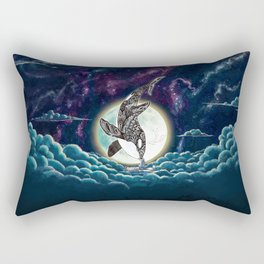 Kiss Good Night - Orca III Rectangular Pillow