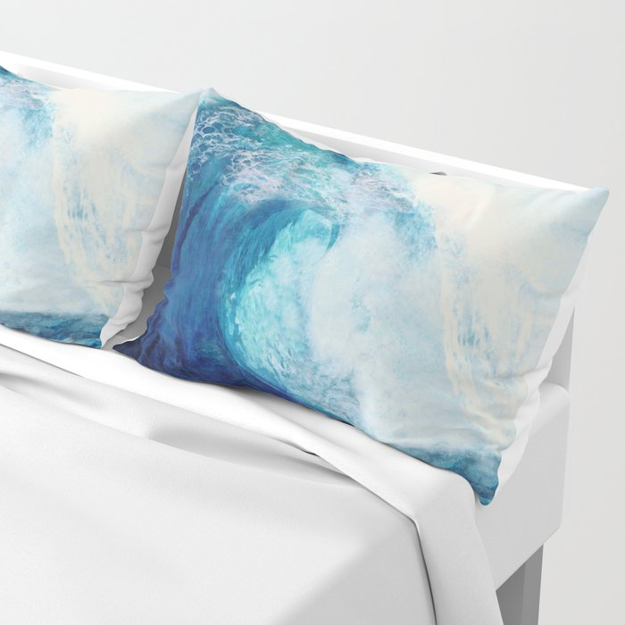Waves II Pillow Sham