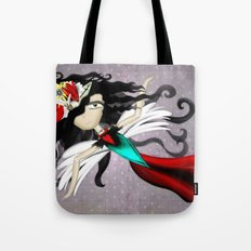 I don't need shoes to go heaven Tote Bag