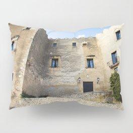 Spanish Building Pillow Sham