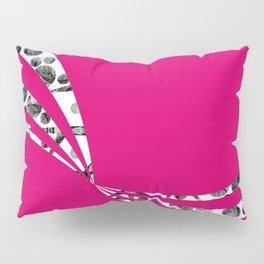 Dancing Stripes Pillow Sham
