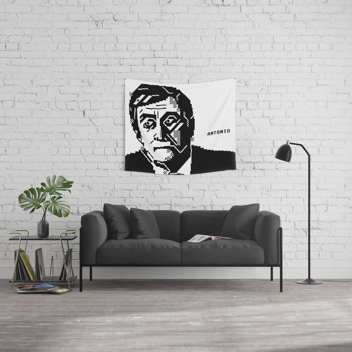 Antonio Wall Tapestry