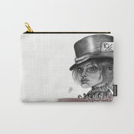 The Mad Hatress Carry-All Pouch