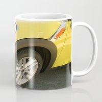 mini Mugs featuring Mini by SShaw Photographic