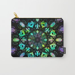 Turtles All The Way Down Carry-All Pouch