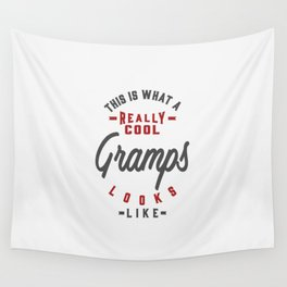 Gift for Gramps Wall Tapestry