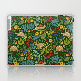 Tortoise and Hare Laptop & iPad Skin
