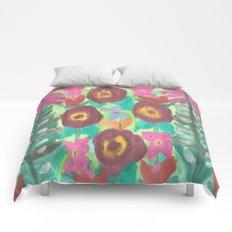 Jungle Vibes Comforters