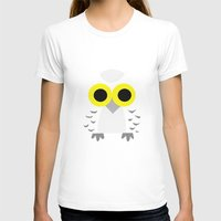 hedwig T-shirts featuring Hedwig by Jessie Upward