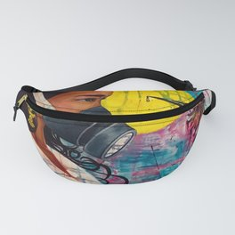 Morning Chatters Fanny Pack
