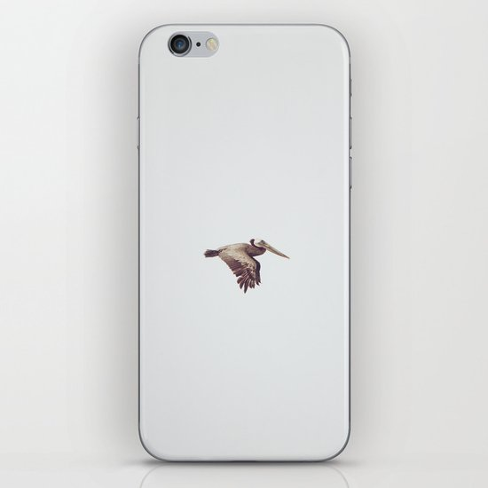 Solo Flight iPhone & iPod Skin