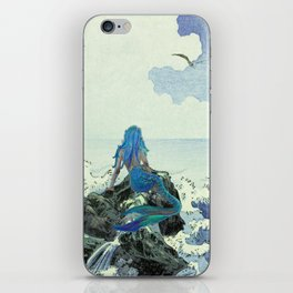 Beauty Mermaid iPhone Skin