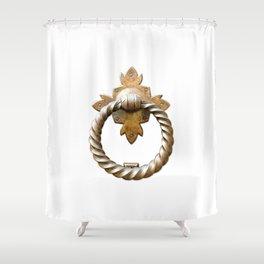 Milano | Door Knocker Series Shower Curtain