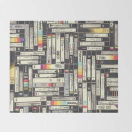 VHS II Throw Blanket