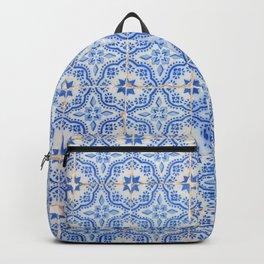 Lisbon tiles Backpack