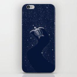 Starry Turtle iPhone Skin