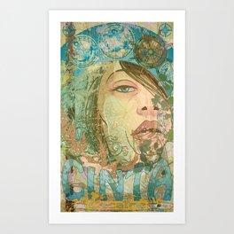 CINTA Art Print