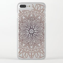 Mystical sign 04 Clear iPhone Case