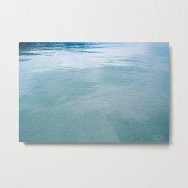 blue 103 Metal Print