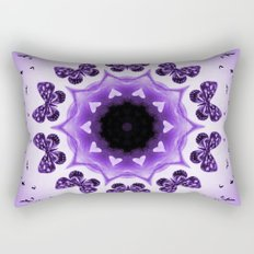 All things with wings (purple) Rectangular Pillow