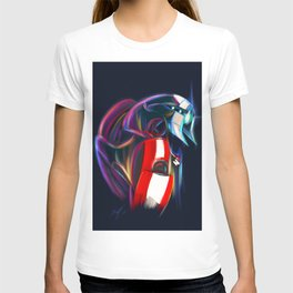NEON LEGION Fan art T-shirt