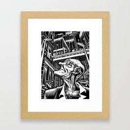 MadS #3 Framed Art Print