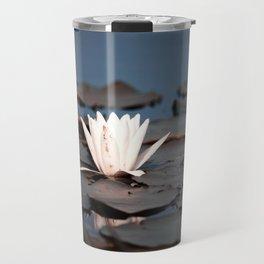 flower of the lake Travel Mug