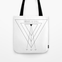 Forever Young (M.C) Tote Bag